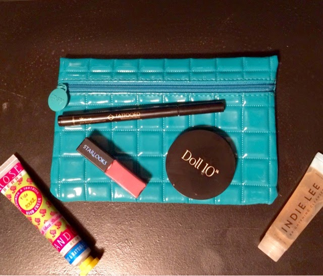 Life as areli my 1st ipsy bag review and october favorites for Skone tattooed eyeliner