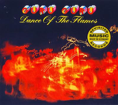 Guru Guru ~ 1974 ~ Dance Of The Flames