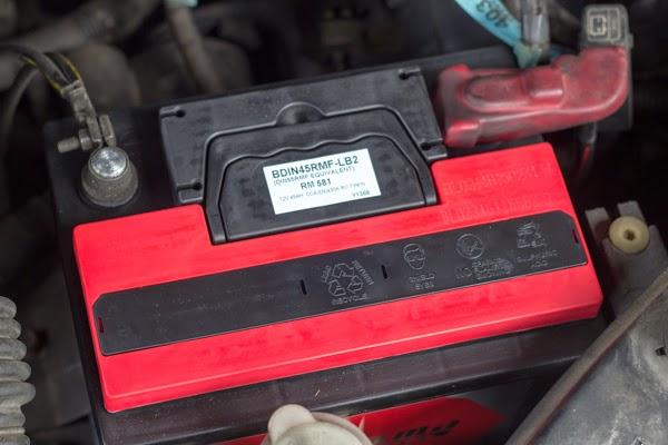 bateri kereta jenama yokohama