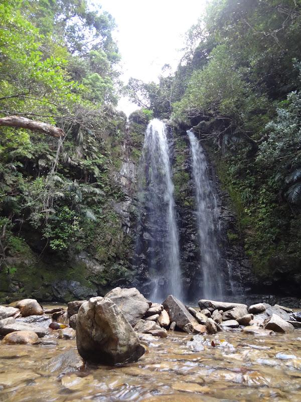 Preciosas cascadas de Japón