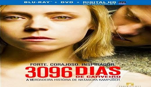 Filme Poster 3096 Dias de Cativeiro BDRip XviD Dual Audio & RMVB Dublado