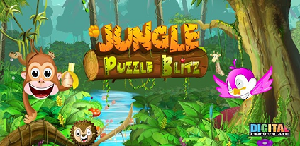 Jungle Puzzle Blitz [By Digital Chocolate] JPB1