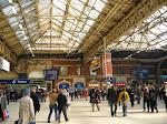 Victoria Station - craziness