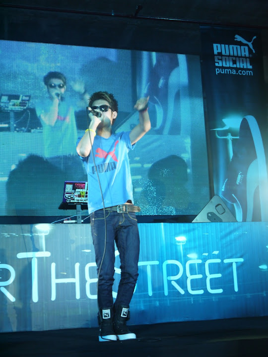 Beatbox performance Koujee