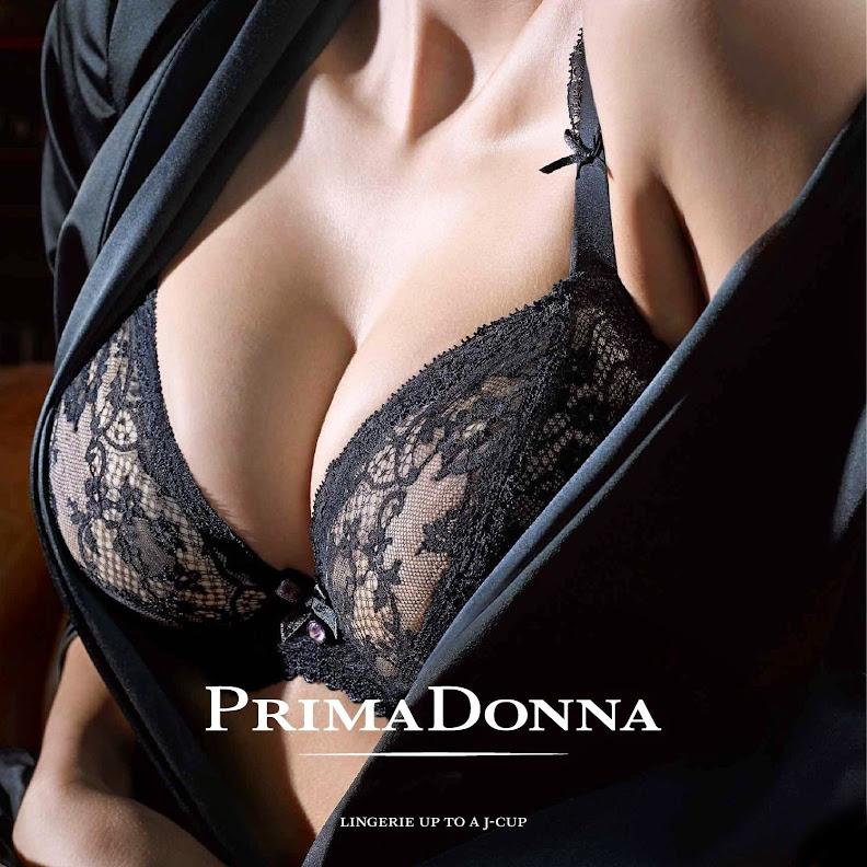 PrimaDonna lingerie, campaña Otoño Invierno 2014