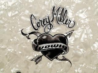 Дизайн барабанов Corey Miller