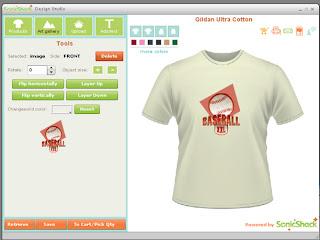 Software Untuk Mendesain Kaos, Shirt, Jaket, dll