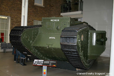 Военный музей в Лондоне