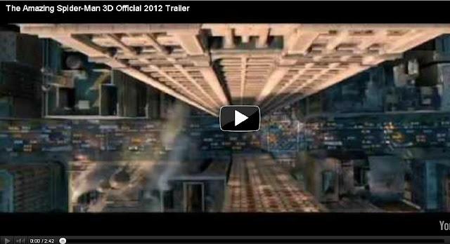 New Amazing Spider Man Trailer
