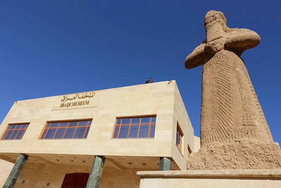 Iraq: Iraq reopens Baghdad museum after 12 years