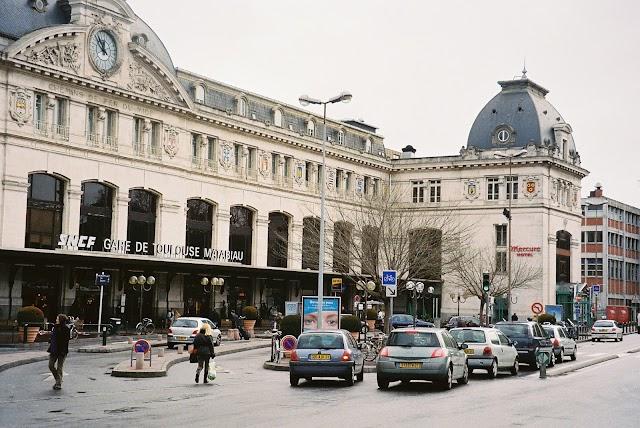 Gare Matabiau SNCF