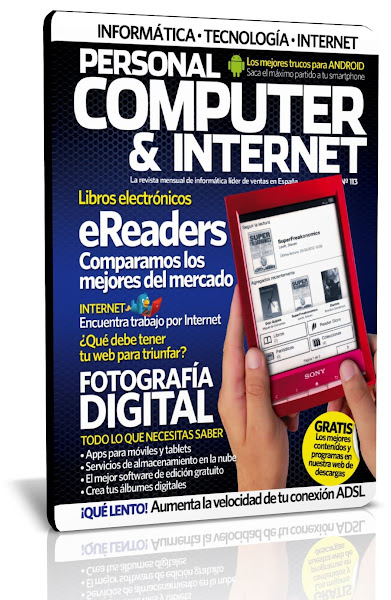 Revista Personal Computer & Internet, Junio [2012] - Muy Buena, Recomendada!!