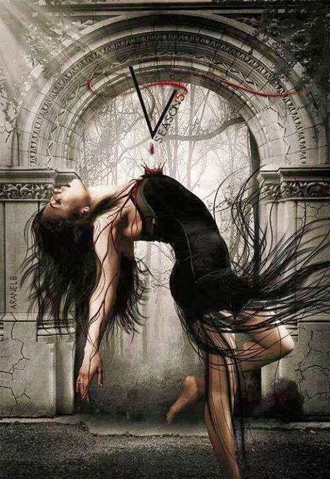 Poster Phim Nhật Ký Ma Cà Rồng Phần 5 - The Vampire Diaries Season 5