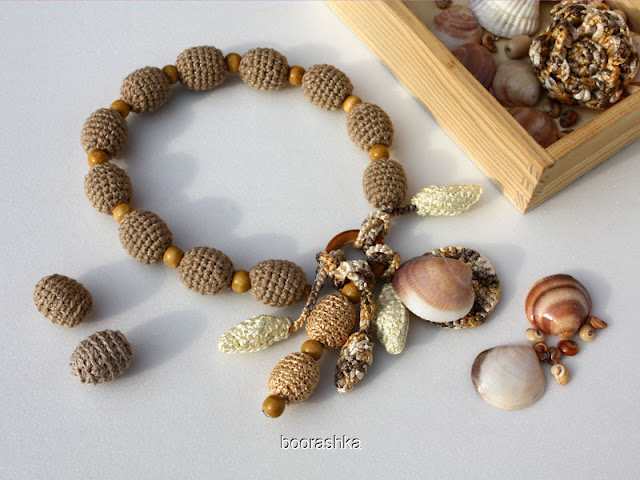 sea shell jewelry
