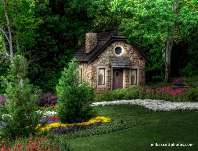 Case Piccole Con Giardino : Immagini case bellissime. case in stile in stile rustico di juan