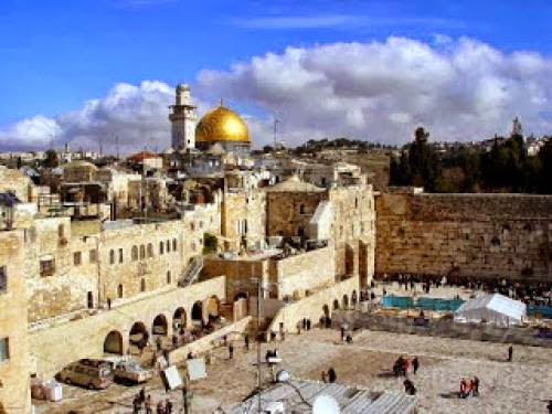 Temple Mount The Heart Of Israel
