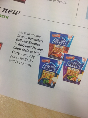 Slimming World Magazine Issue 99 Things That Caught My