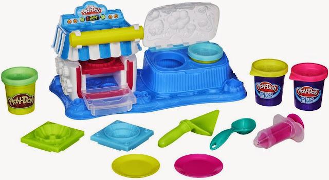 Bộ Play-Doh Double Desserts Tráng miệng ngọt ngào là món đồ chơi bột nặn ngoài sức tưởng tượng