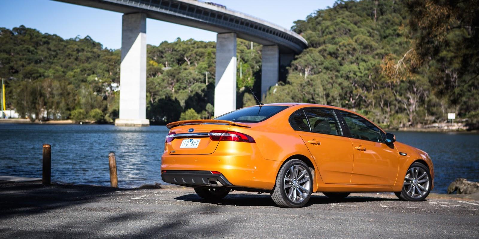 Ford Falcon là biểu tượng xe tại Úc, nhưng sẽ ra đi mãi mãi kể từ 10/2016