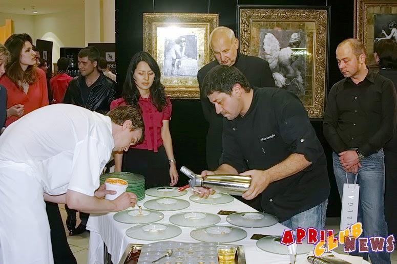 Адриан Кетглас, шеф-повар ресторана «Чиполлино»