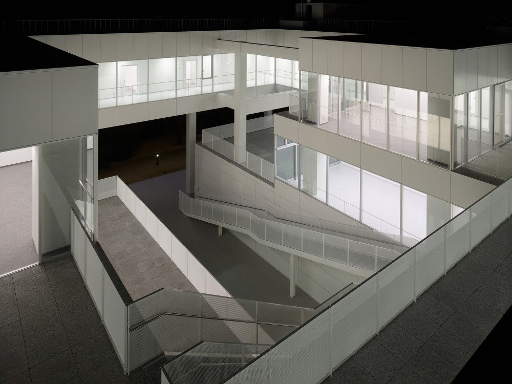 Setsunan University Hirakata design by  Ishimoto Architectural