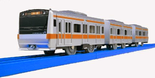 Đầu tàu hỏa S-30 Plastic rail S - 30 E233 system Chou Line
