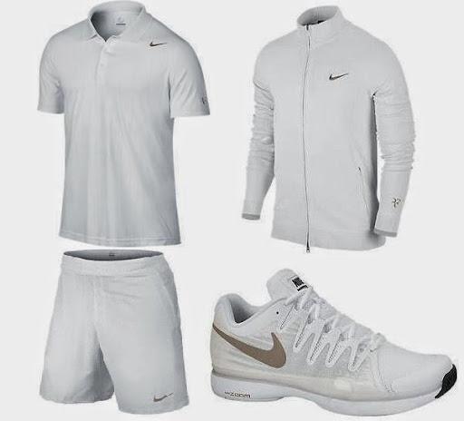 Conciliar Discreto pobre  Wimbledon 2014 Nike Outfits Released