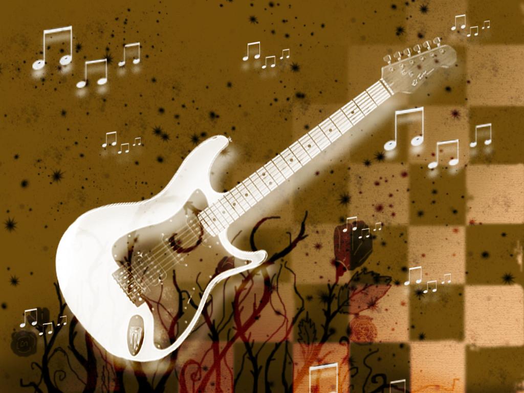 Free Download Wallpaper Guitar
