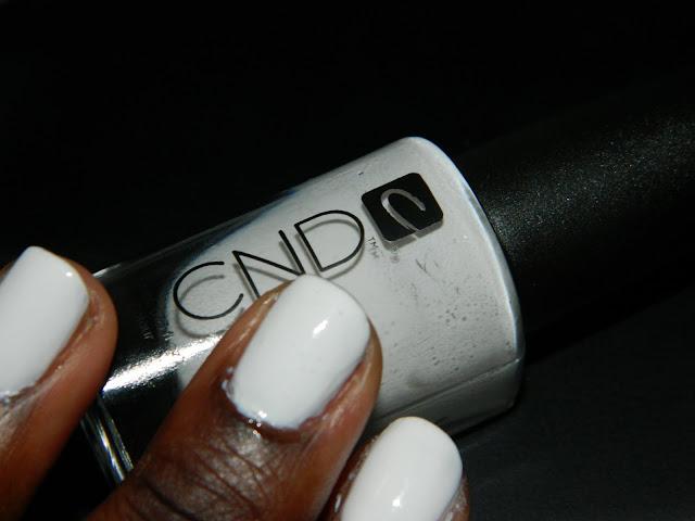 cnd brilliant white