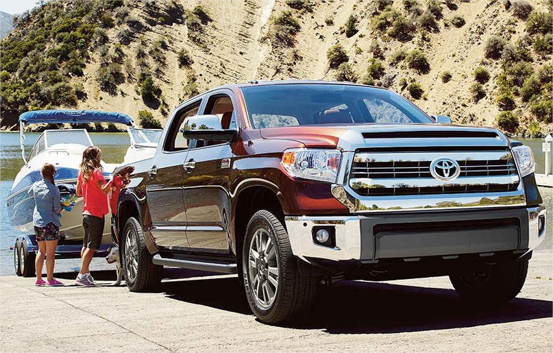2017 Toyota Tundra Specs, Cost, Color Options and Pricing