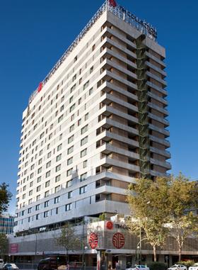 Reforma del Hotel Eurobuilding, rebautizado como NH Collection Madrid Eurobuilding