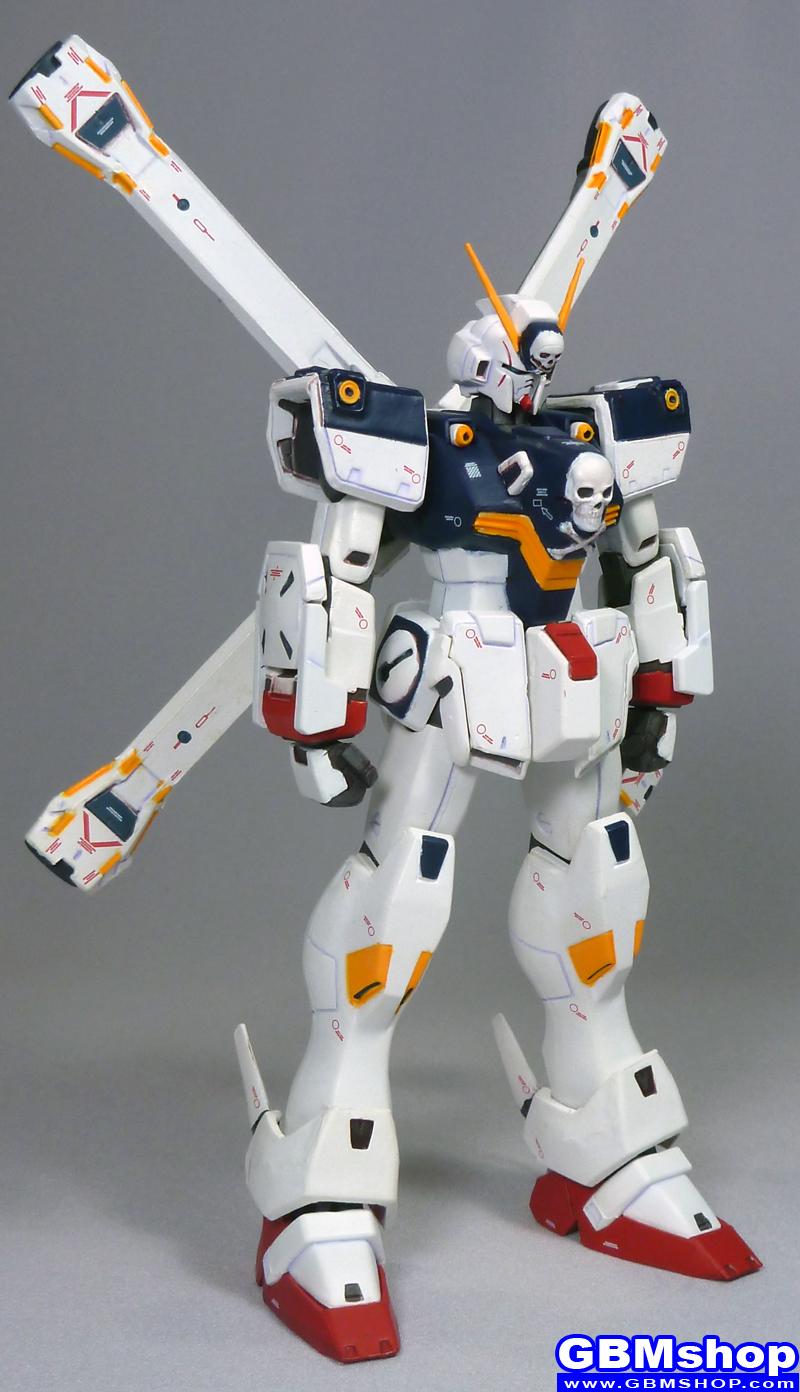 Gundam Fix Figuration #0031 XM-X1 CROSS BONE GUNDAM X1 SKULL HEART Full Cloth