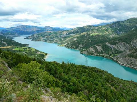 Lago di Serre-Pon�on