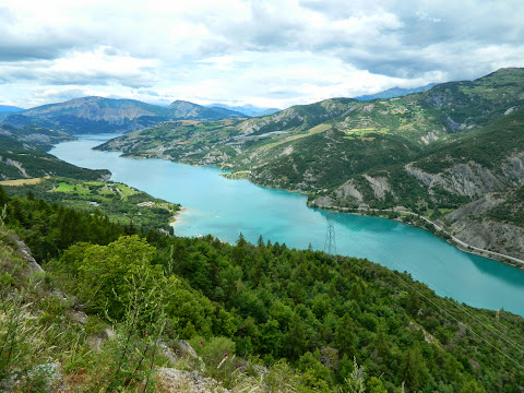 Lago di Serre-Ponçon