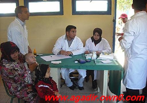 استفادة 600 شخص من خدمات قافلة طبية متعددة الاختصاصات بجماعة اسايس القروية  Image