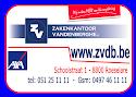 Zakenkantoor Vandenberghe