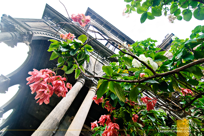 Romance at Talisay City's The Ruins