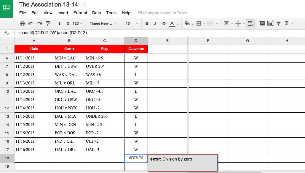 Simple Percentage Formula - Dokumentredigerare Hjälp