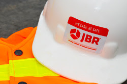 JBR Hard Hat and Safety Vest
