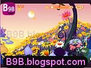 لعبة تنويم أزهار دورا الشمس المستيقظة بمساعدة الحوريات الجميلة قبل حلول المساء