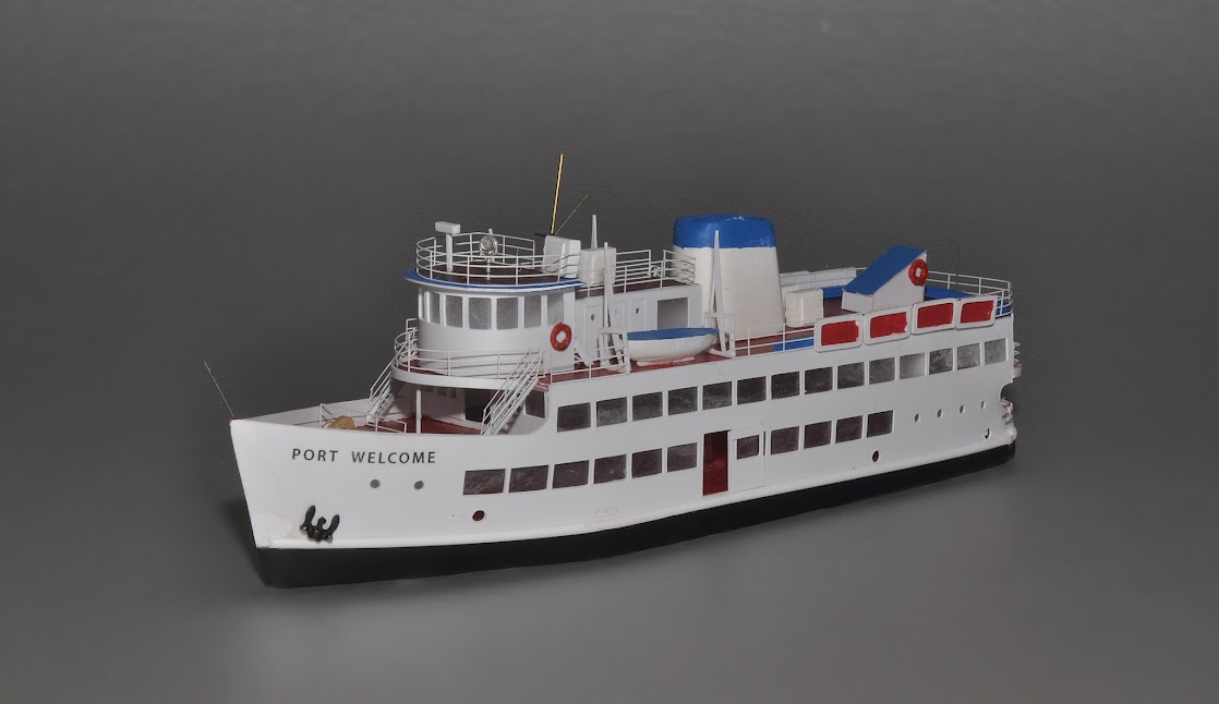 125' Harbor Cruise (Party Ship!) Now Available