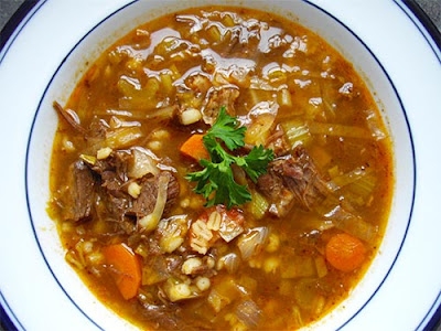 перловый суп рецепт приготовления