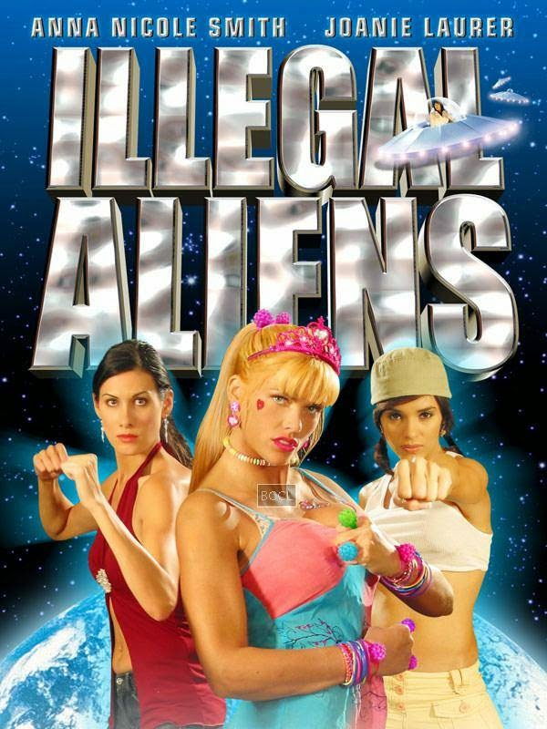 Anna Nicole Smith died of a drug overdose in 2007. Her last movie Illegal Aliens was released after her death.