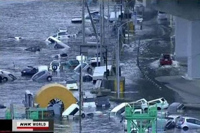 Tsunami – Japão 2011 - As melhores imagens da tragedia... Fotos-do-japao-35