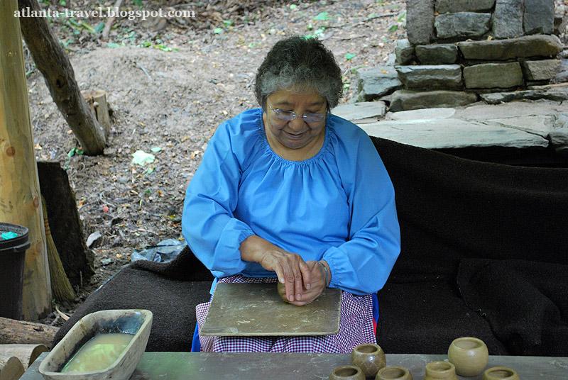 Cherokee Indians Reservation