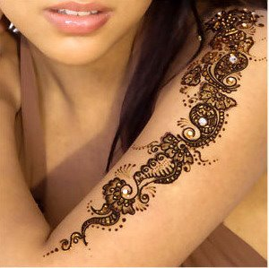 Beautiful Bridal Shadi henna Mehndi Designs 2012 | Big Picture | totallycoolpix | Totally Cool Pix