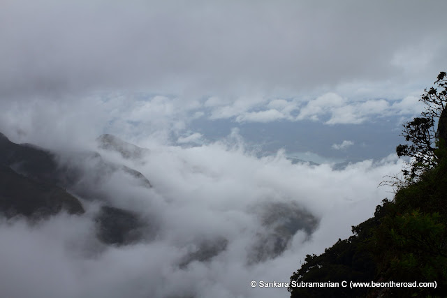 World of Clouds at Mini World's End in Horton Plains National Park
