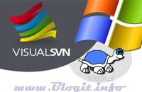 Cài đặt VisualSVN server và TortoiseSVN trên Windows