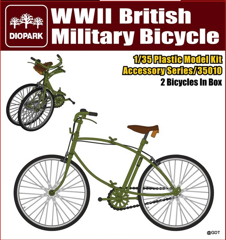 British commando - 2° épisode (sculpture 1/35°) Diopark-35010-1-35-WWII-British-Military-Bicycle-1