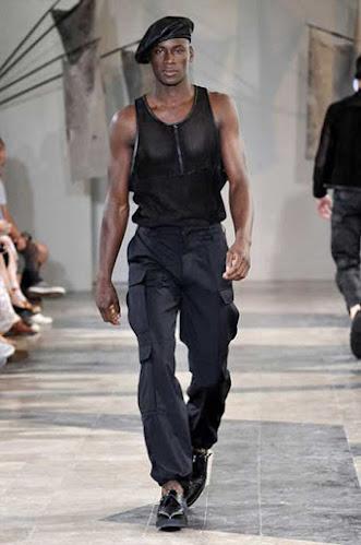 David Agbodji, guapo